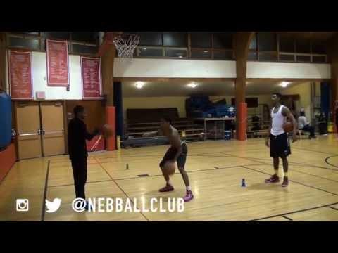 NEBC Workout- Lonnie Rivera & Asem Johnson