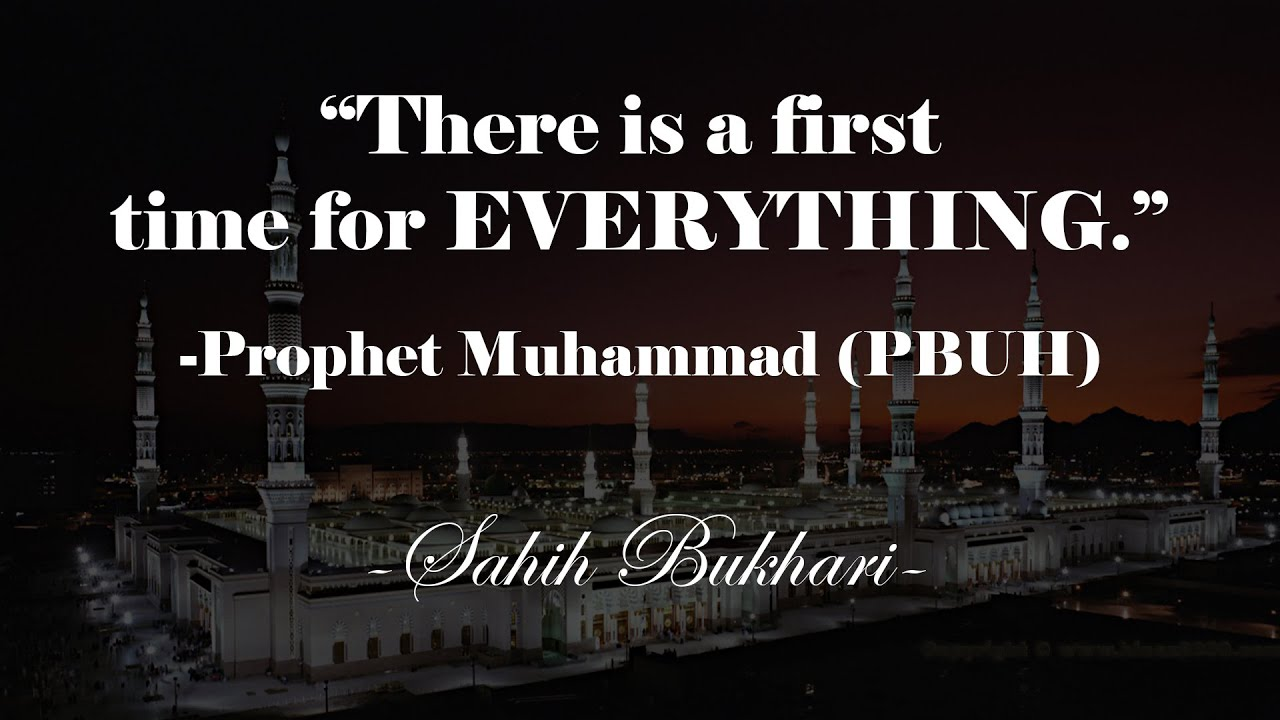Muhammad: The First Time Prophet