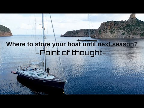Where to store your boat until next season?Points for thought