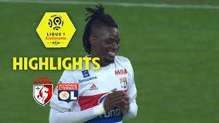 LOSC - Olympique Lyonnais (2-2) - Highlights - (LOSC - OL) / 2017-18