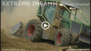MAD MAX MACHINE  FENDT 939 BROYAGE métier de l'extrême