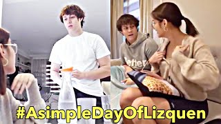 WATCH: A SIMPLE DAY of Liza Soberano with Husband Enrique Gil 😅Happy together#lizquen