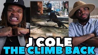 CROWN 👑 HIM! | J. Cole - The Climb Back (Official Audio) - REVIEW / REACTIONN