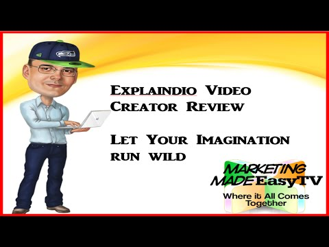 Thumbnail: Explaindio Video Creator Review