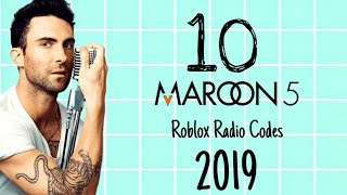 Maroon 5 Roblox ID codes *WORKING* #2019