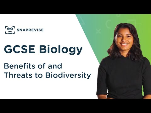 Benefits Of And Threats To Biodiversity | 9-1 GCSE Science Biology | OCR, AQA, Edexcel