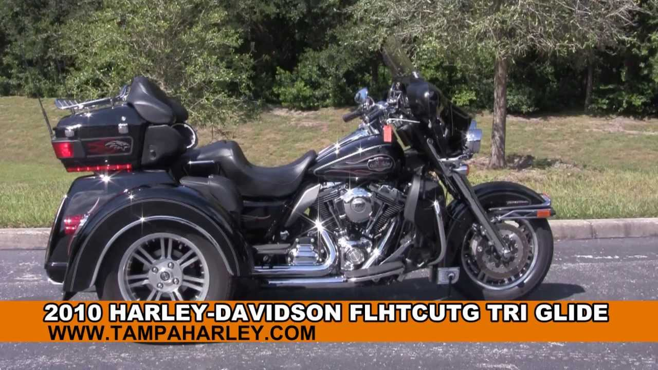 2016 Harley Davidson Tri Glide For Sale 47 Used: Used 2010 Harley Davidson Tri Glide