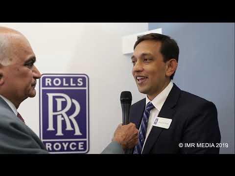 Rolls Royce bullish on aero engines business at Aero India 2019