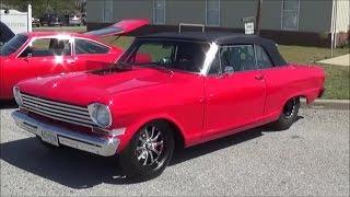 1964 Chevy II Nova Convertible Pro Street Race
