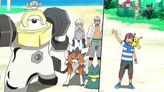 Ash abandona a todos sus Pokemon en Alola!?