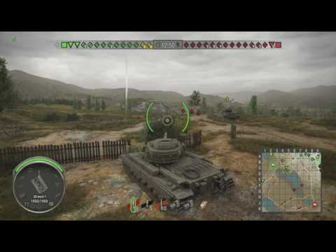 Turkey Plays:World of Tanks-Conqueror (Not Even Trying)#130