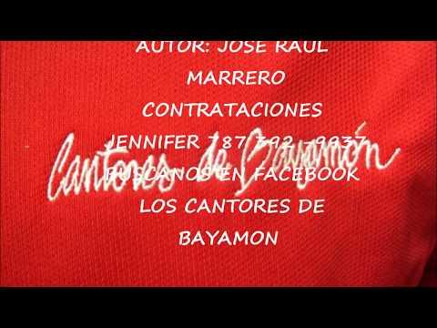 Los Cantores de Bayamón - PA AQUI Y PA ALLA.wmv