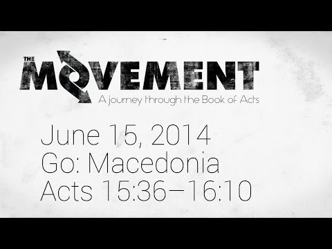 The Movement: Go (Macedonia)