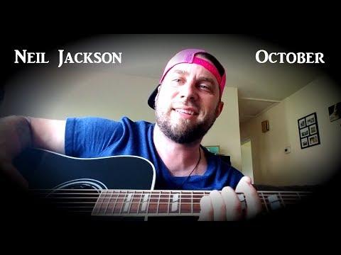 October ~ Neil Jackson Original