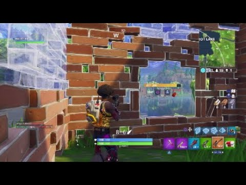 Fortnite:BR Wins and some Clips