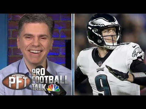 Nick Foles' limited market could hurt contract | Pro Football Talk | NBC Sports