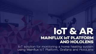 Mainflux IoT Platform and HoloLens A Match Made in Heaven - IoT and AR