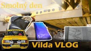 Svařuju jak pán! 😂 2x Mobil KO 👌 Motor OFF 😮 Vilda vlog_53