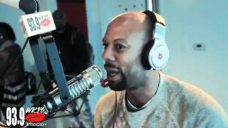 Common Sense Freestyle For 5 Minutes Off The Top! (No Writtens)