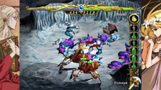 Record of Lodoss War (Dreamcast): Grinding Mithril