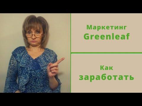 Маркетиг Greenleaf. Бизнес план компании Гринлиф (Зеленый лист)