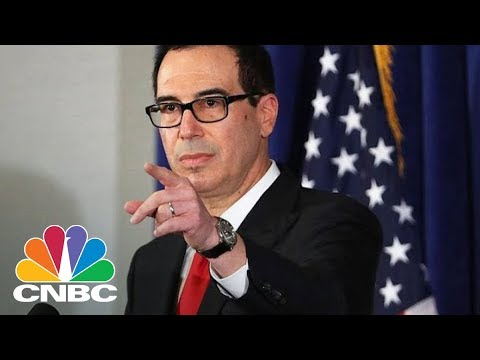 Treasury Secretary Steve Mnuchin Makes Tax Reform Push | CNBC