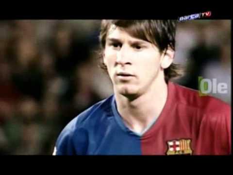 150 giles de Messi (olé parte I, II, III)