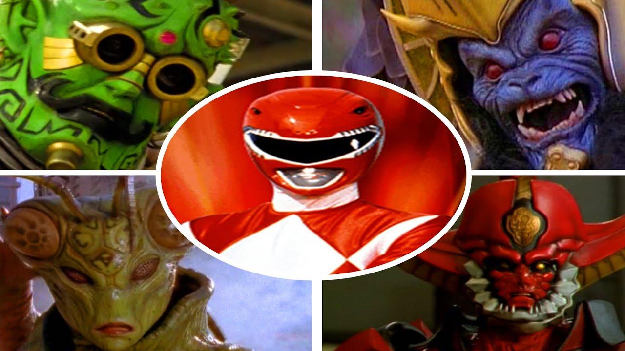 Download Power Rangers: Super Legends - ALL BOSSES - (PS2) HD, 60fps