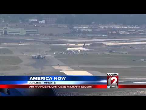 Flight gets military jet escort into JFK after threat