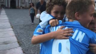 Video Presentazione Nuova Maglia SSC Napoli 20152016