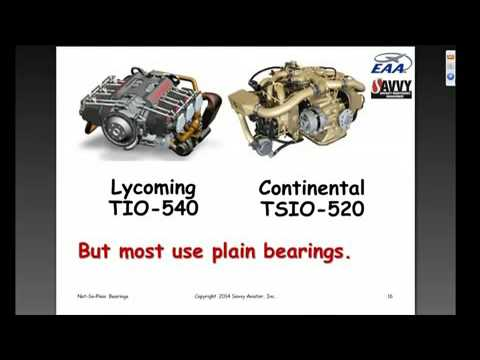 All About Not So Plain Bearings