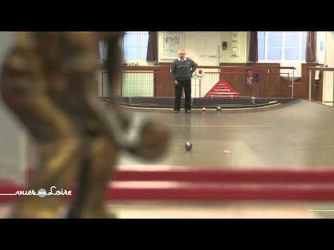 reportage : Les deux sociétés de boule de fort d'Ingrandes