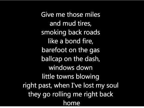 Miles and Mud Tires lyrics, Granger Smith