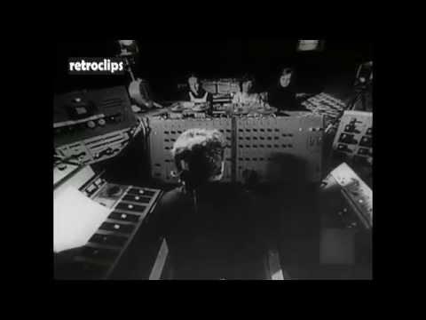 1971 Pierre Henry - Experimento Música Cerebral - Corticalart - Ondes électriques du cerveau France