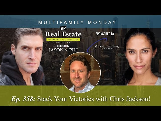 Ep. 358: Stack Your Victories with Chris Jackson!