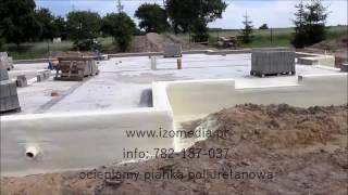 izolacja fundamentów, budowa domu, www.izomedia.pl