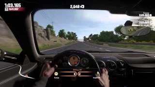 DRIVECLUB - The Kyle, Scotland - Ferrari F430 Scuderia World record run