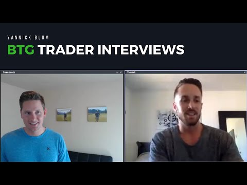 NADEX Trader Interviews - Yannick Blum