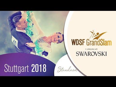 Bodini - KCharitonovaite, ITA | 2018 GS STD Stuttgart | R2 T | DanceSport Total