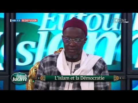 Eutoub Islam du vendredi 20 janv. 2017 - DTV
