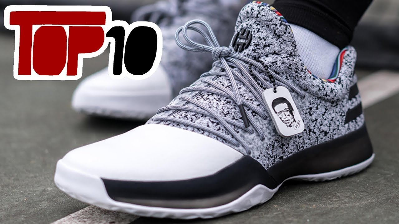 Top 10 Adidas Harden Vol 1 Shoes Of 2017
