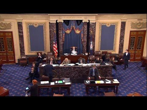 US Congress votes to avert shutdown, sends Trump stopgap spending bill