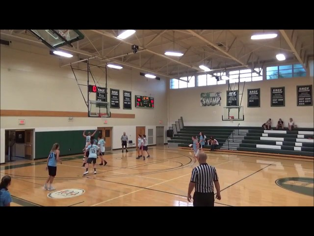 Game Highlights Summer Collegiate League: Carolina Blue vs Light Blue