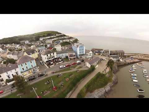 New-Quay West Wales