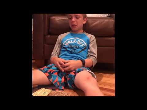 Manny's - Watch Boy's Reaction To Having To Pay Taxes While Playing Monopoly