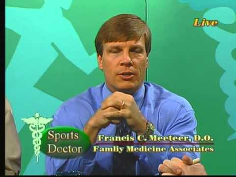 03/14/2002 Sports Doctor with Dr. Frank Meotcer on Diet and Exercise