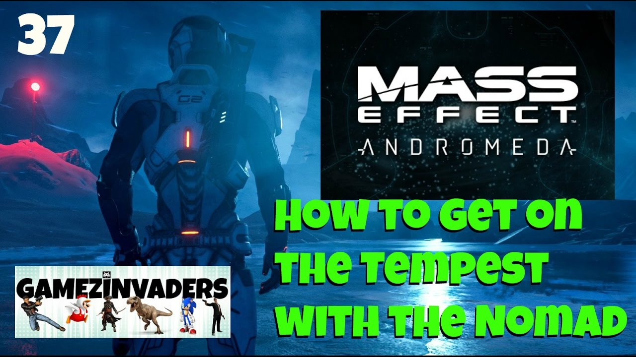 loopschoenen online bestellen zoeken naar Mass Effect Andromeda! How to get on the Tempest with the Nomad!  Playthrough Part 37