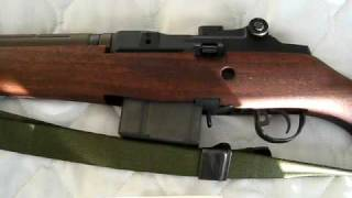 Springfield Armory M1A .308 - close up look at two things