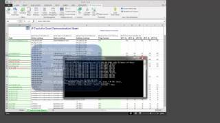 IP Tools for Excel - Demo intro to Ping NsLookup and Subnet Calculator