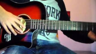 Lost In The Weekend (Cesare Cremonini) - Easy Guitar Lesson
